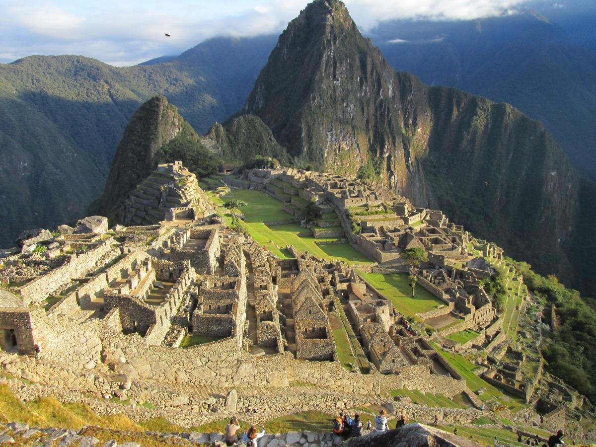 Salkantay to Machu Pichu